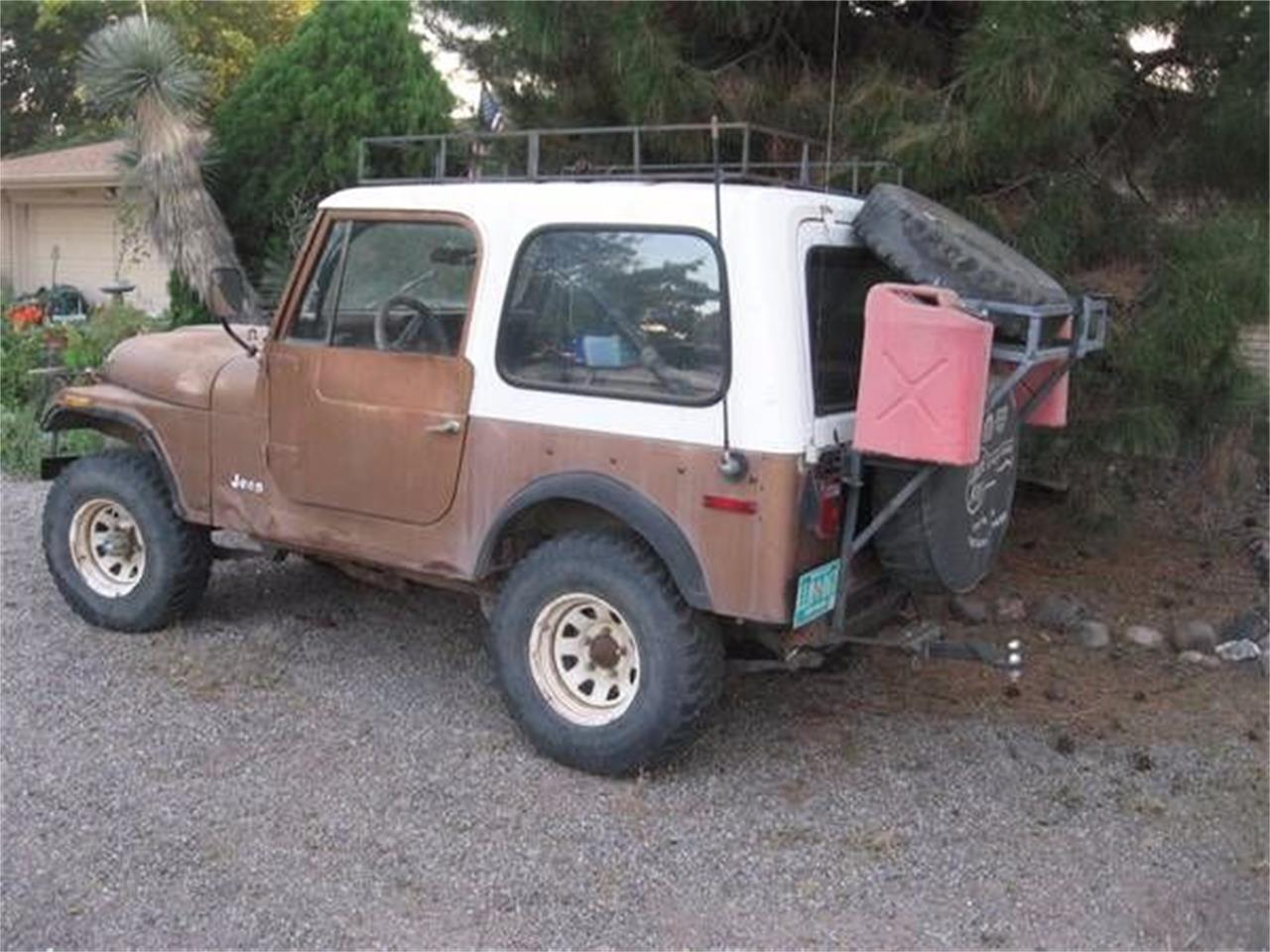 Large Picture of '79 CJ7 - O1Q8