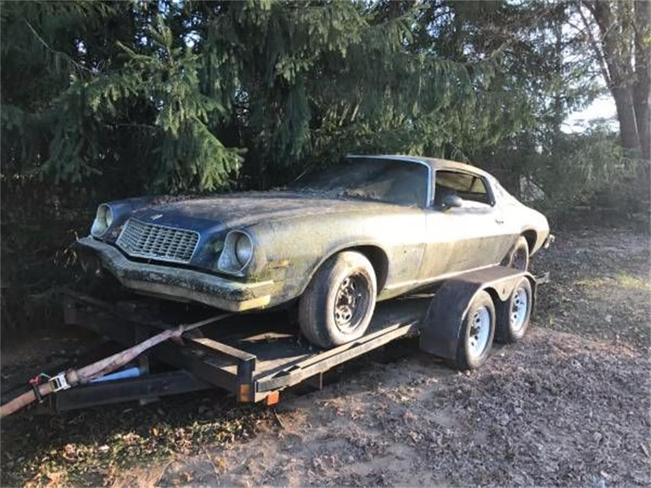 1976 chevrolet camaro for sale | classiccars | cc-1122023