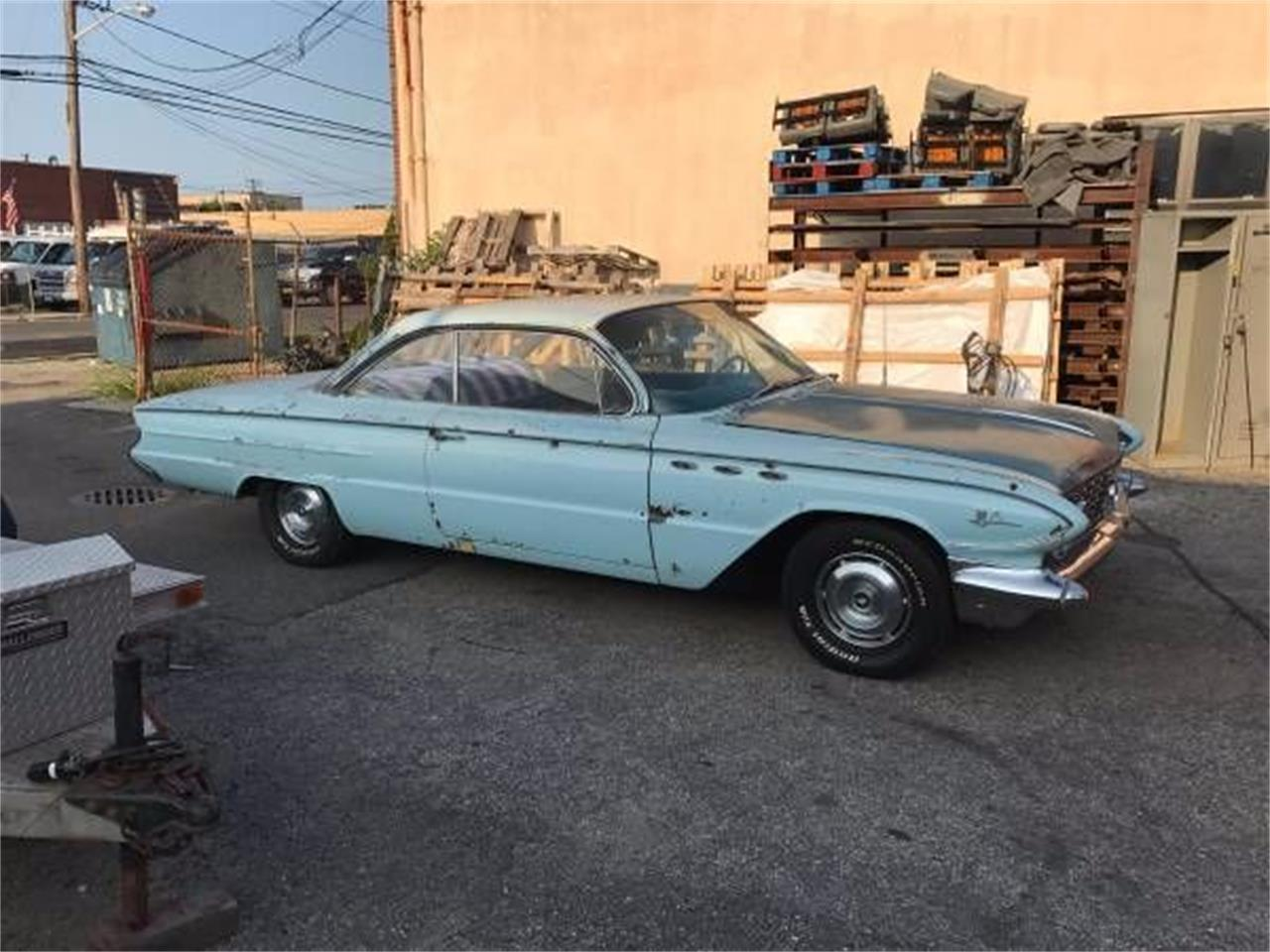 Large Picture of '61 LeSabre - O1RG
