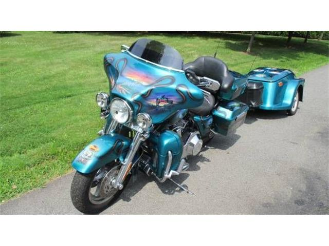 Picture of 2005 Electra Glide located in Michigan - $12,495.00 - O1TM