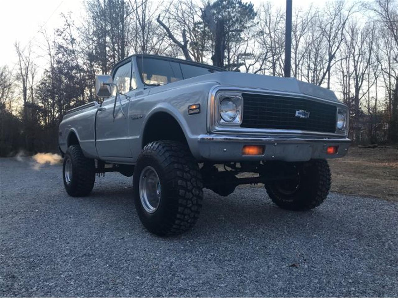 Large Picture of '72 K-10 - O1TP