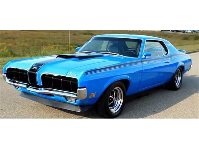 Picture of '70 Cougar - O1TR