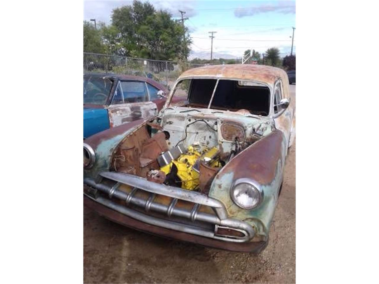 Large Picture of '50 Sedan Delivery - O1UK