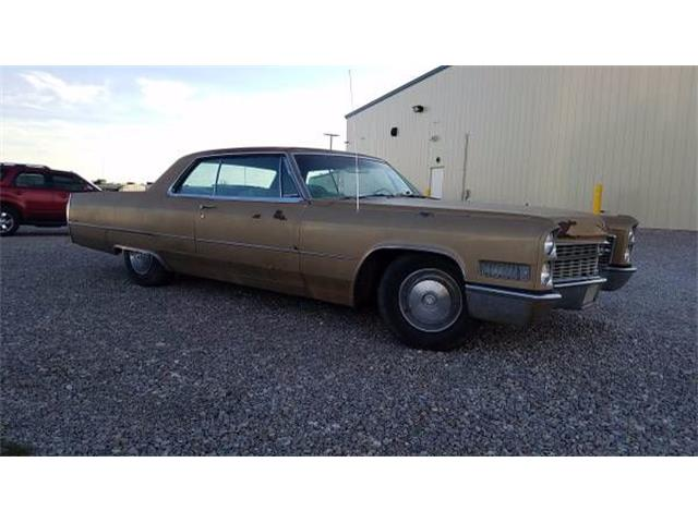 Picture of '66 Coupe DeVille - O1VD
