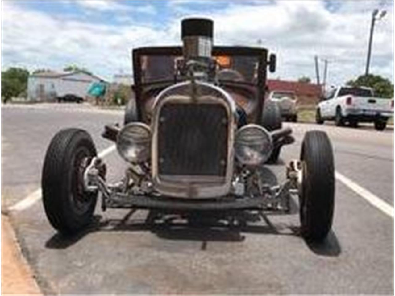 Large Picture of Classic 1927 Model T located in Michigan - O1VV