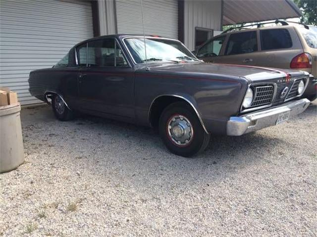 Picture of '66 Barracuda - O07Q