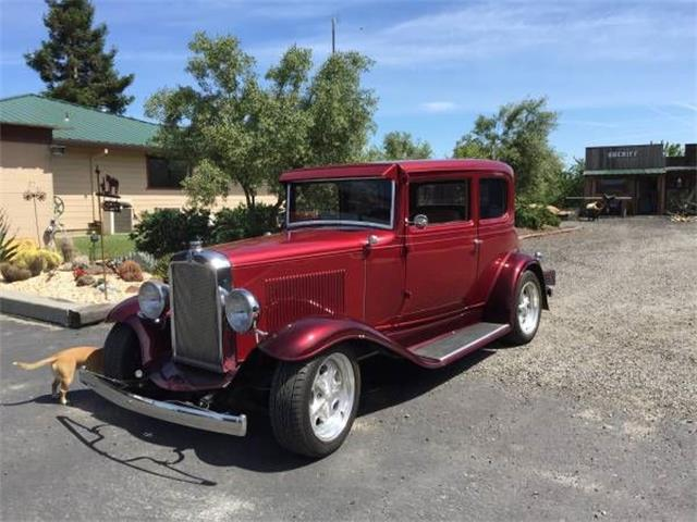 Picture of Classic '31 Chevrolet Coupe - $38,495.00 Offered by  - O0D8