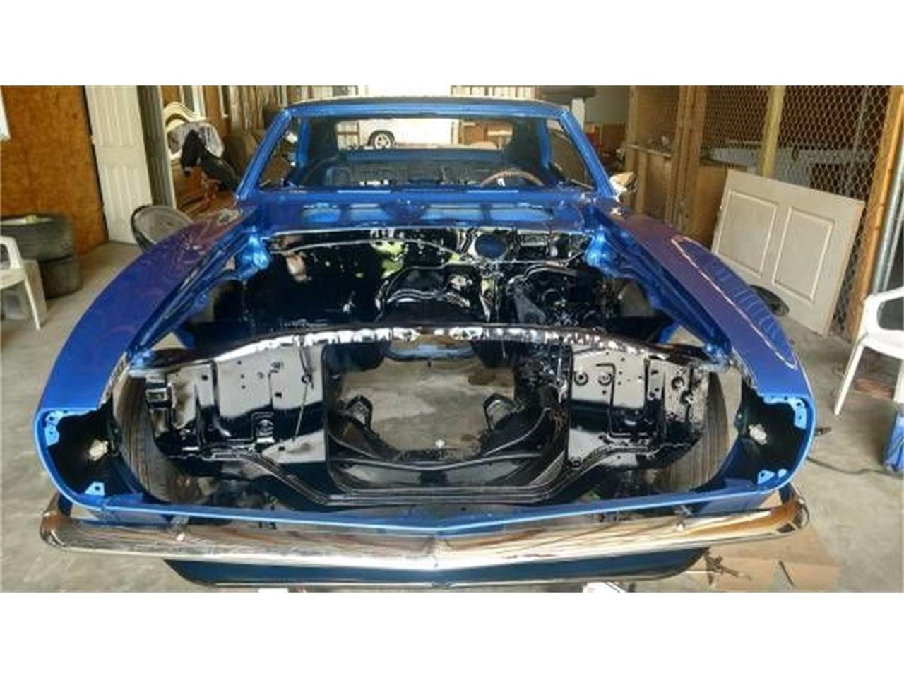 Large Picture of '68 Camaro - O1WL