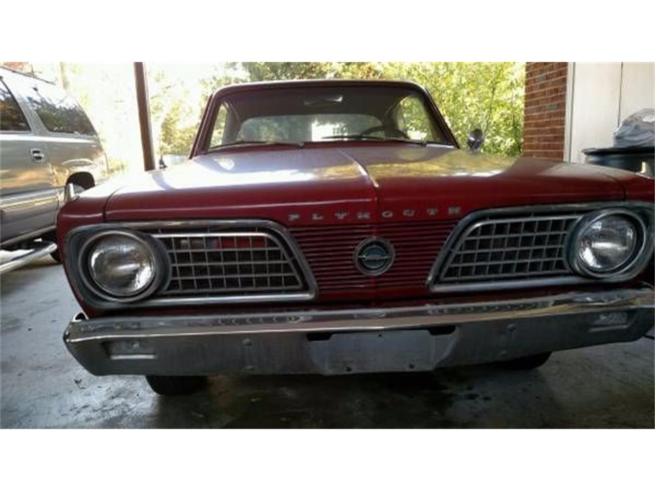 Large Picture of '66 Barracuda - O1WM