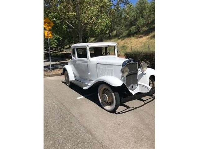 Picture of '31 Chevrolet Coupe located in Michigan Offered by  - O0DA