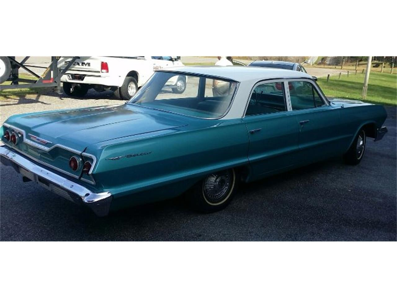 Large Picture of '63 Bel Air - O1YT