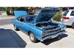 Picture of '68 Plymouth Road Runner located in Cadillac Michigan Offered by Classic Car Deals - O1Z0
