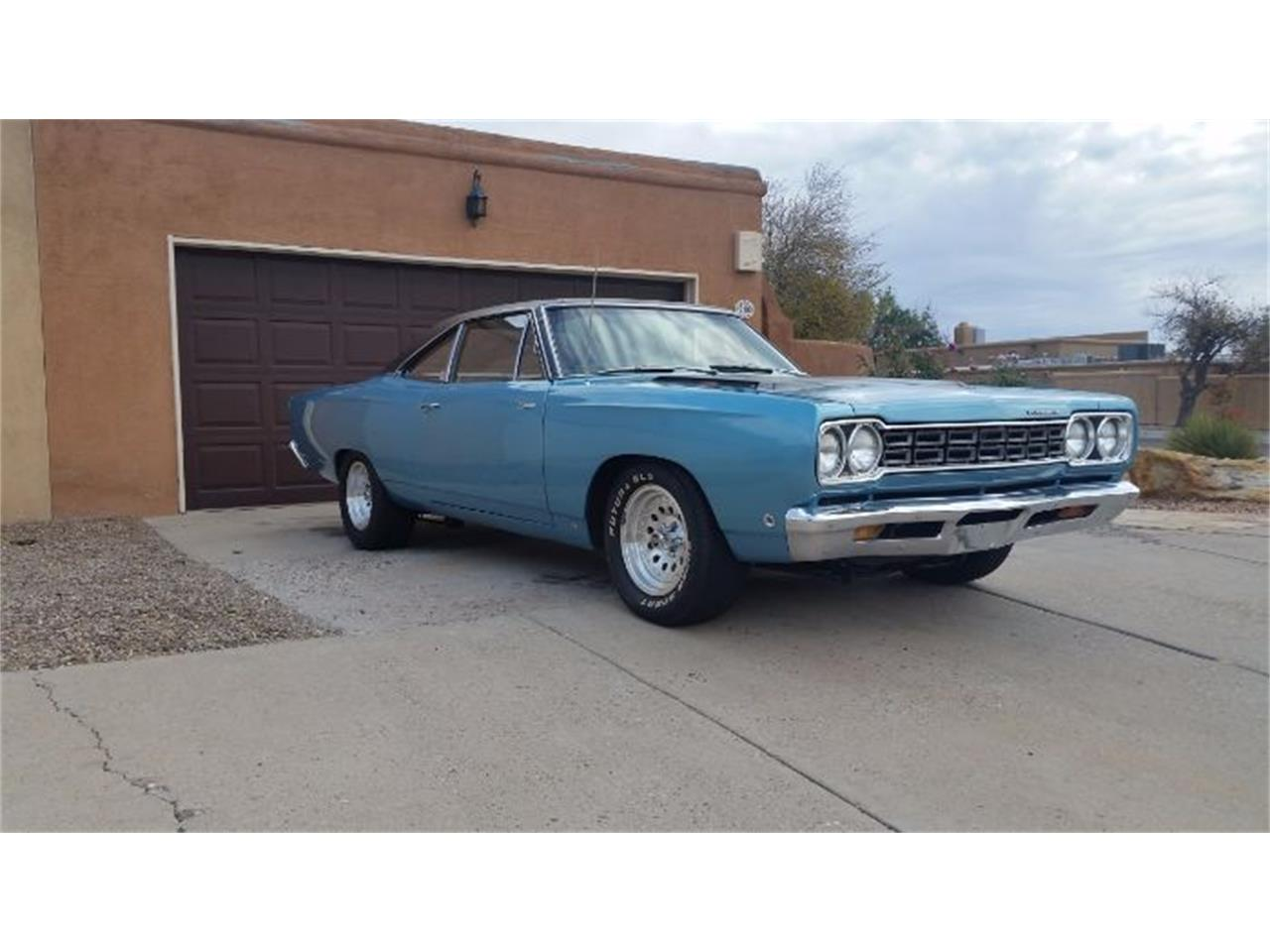 Large Picture of Classic '68 Road Runner located in Cadillac Michigan - $67,995.00 - O1Z0