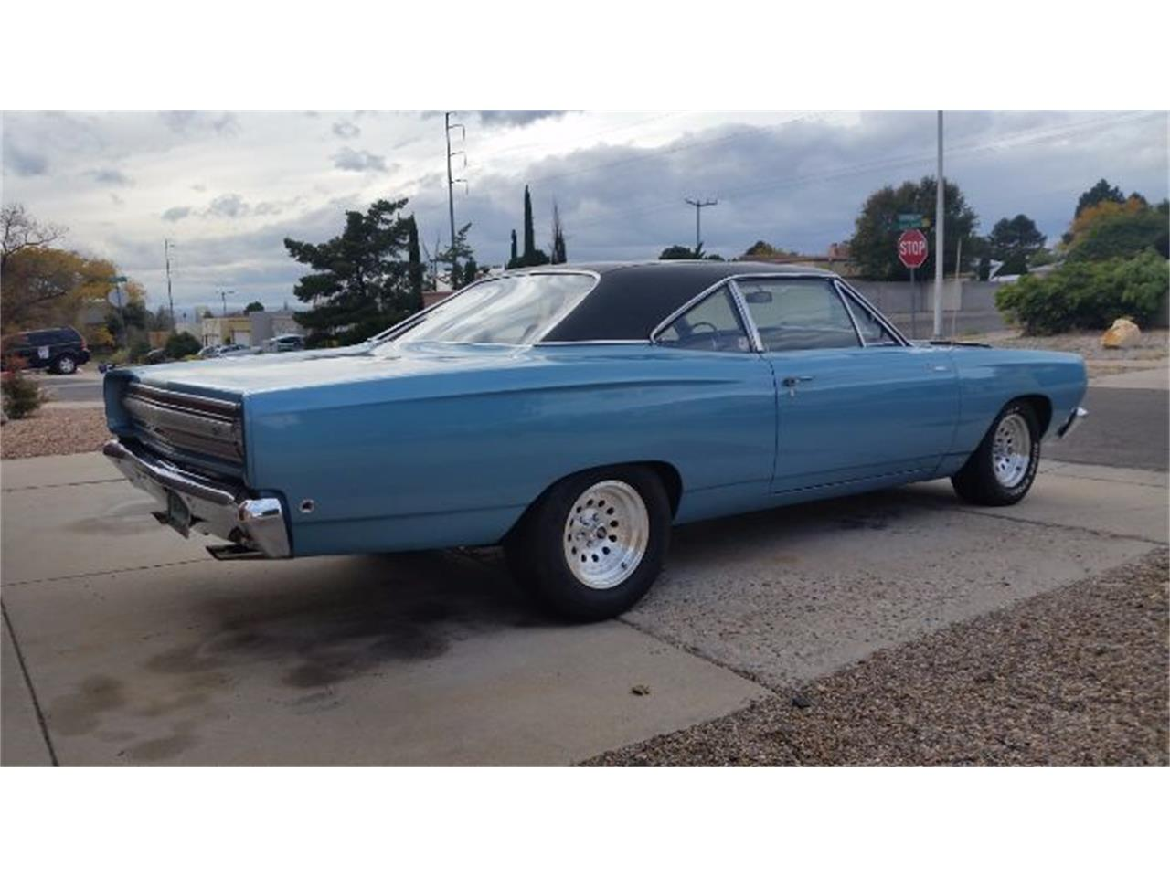 Large Picture of 1968 Road Runner located in Cadillac Michigan Offered by Classic Car Deals - O1Z0