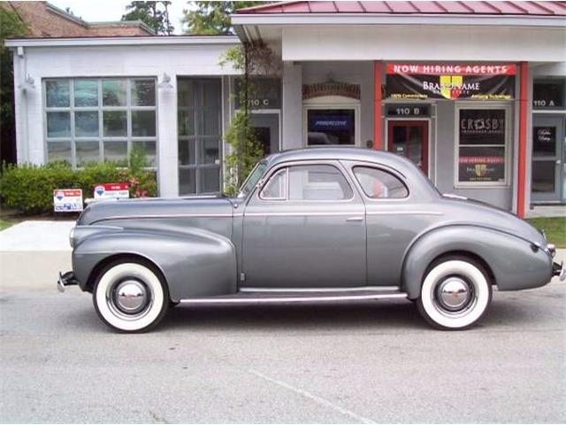 Picture of '40 Oldsmobile Club Coupe located in Michigan - $21,495.00 - O1ZI