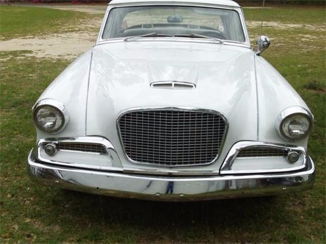 Picture of '59 Silver Hawk - O203