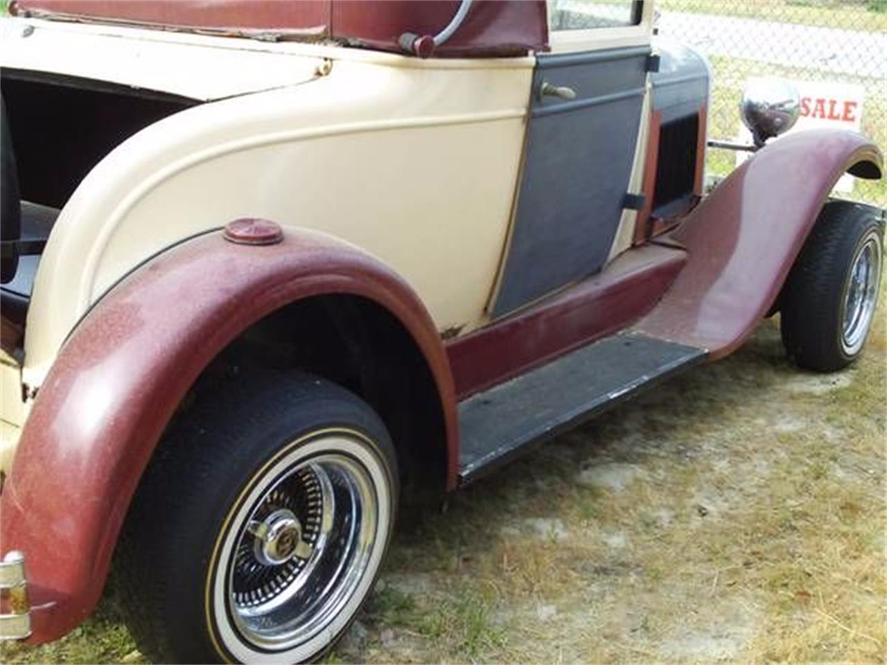 Large Picture of '27 Coupe - O209