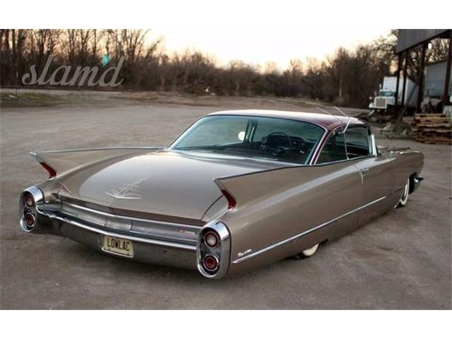 Picture of '60 Coupe DeVille - O20F