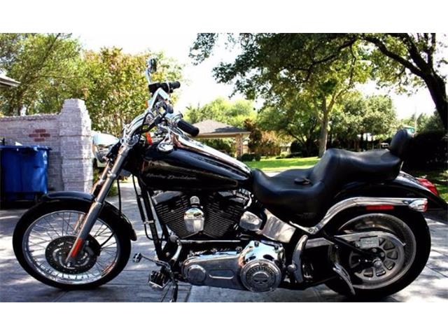 Picture of 2008 Harley-Davidson Softail located in Michigan - $11,995.00 - O212