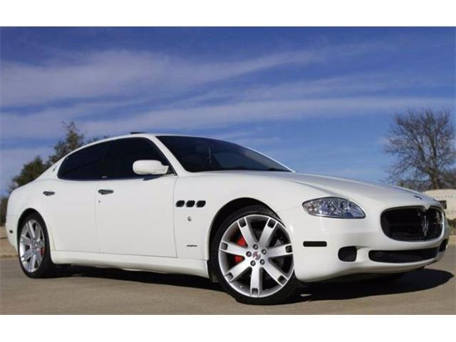 Picture of 2007 Maserati Quattroporte located in Cadillac Michigan - $35,995.00 Offered by  - O214