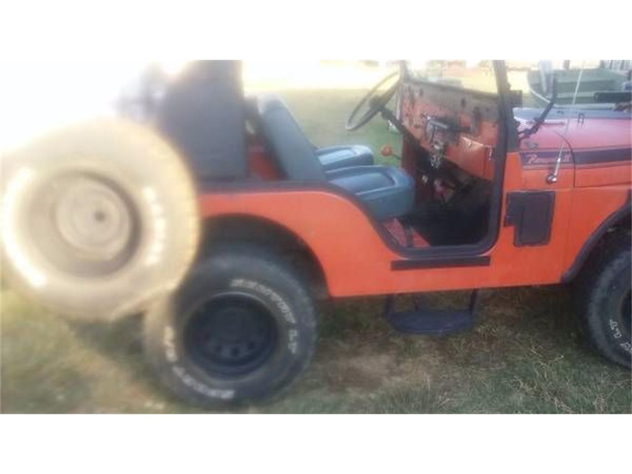 Large Picture of '71 CJ5 - O21C