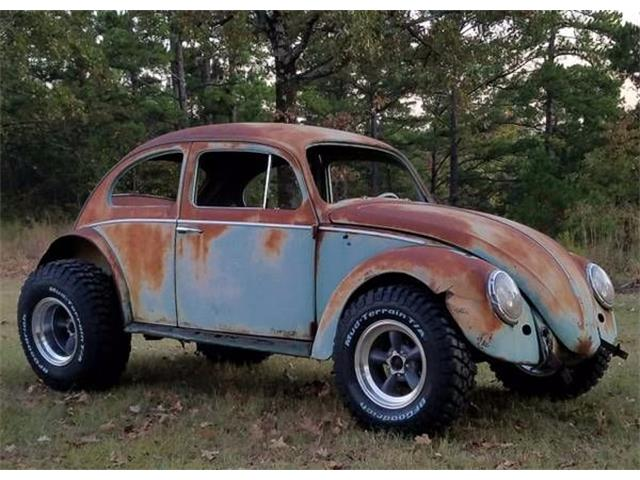 Picture of Classic '61 Beetle located in Cadillac Michigan - $4,095.00 - O21H