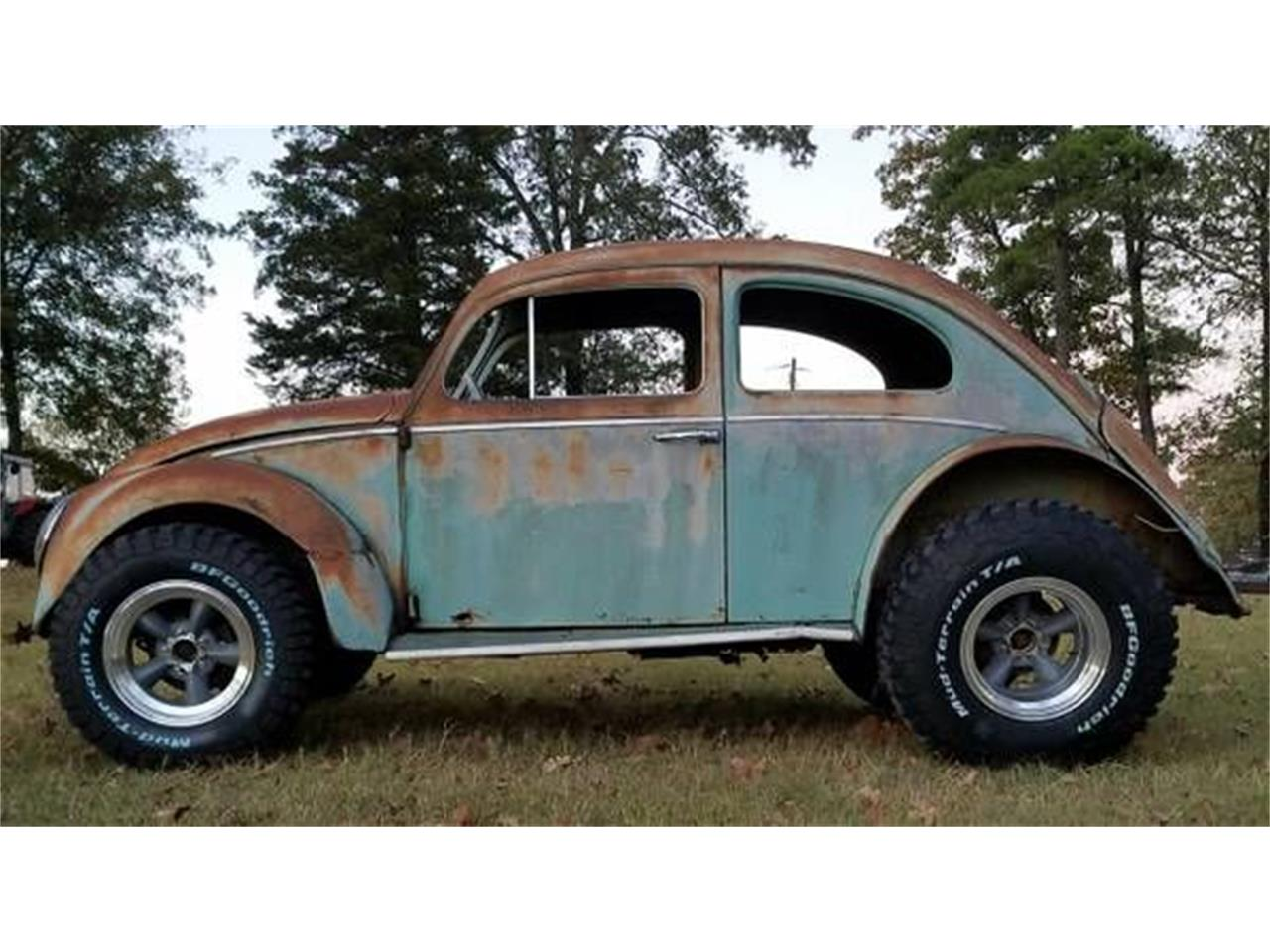 Large Picture of '61 Beetle - O21H