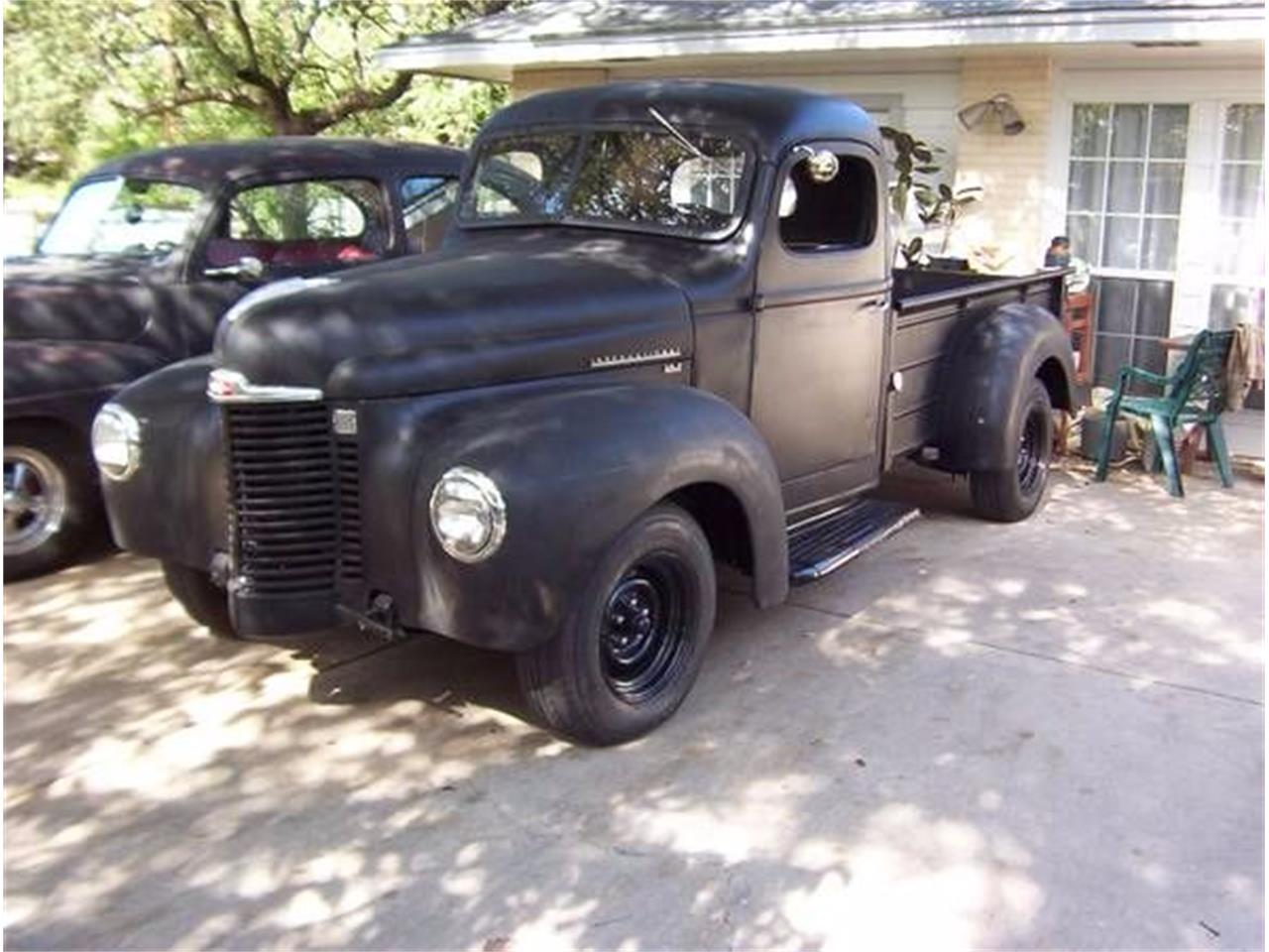 For Sale: 1949 International Pickup in Cadillac, Michigan