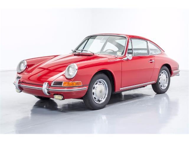 Picture of 1966 Porsche 911 located in Michigan - O229