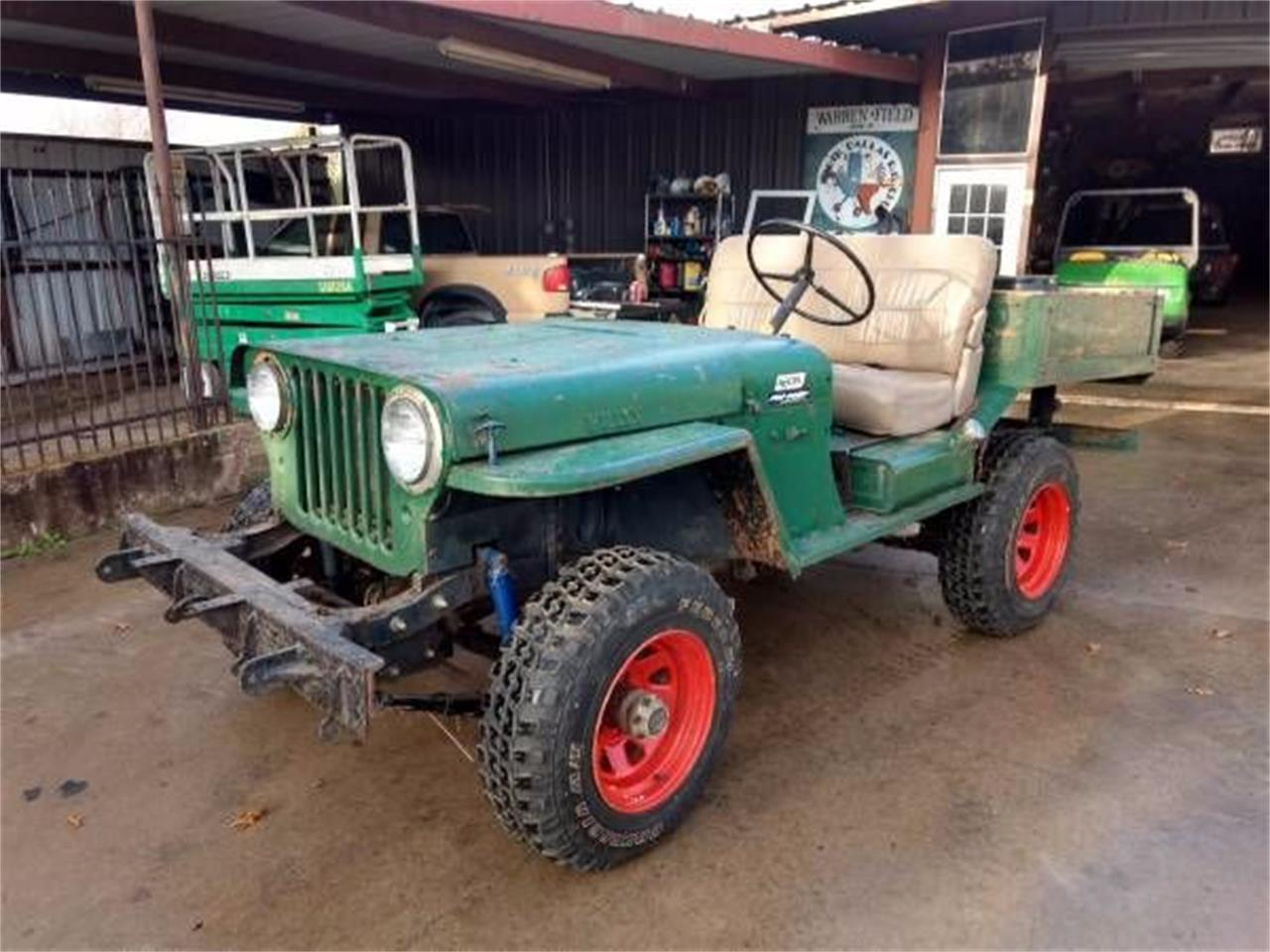Large Picture of Classic 1948 Jeep located in Cadillac Michigan - O22Q