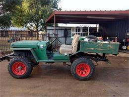 Picture of Classic 1948 Willys Jeep - O22Q
