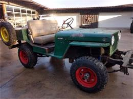Picture of Classic 1948 Willys Jeep - $4,795.00 Offered by Classic Car Deals - O22Q