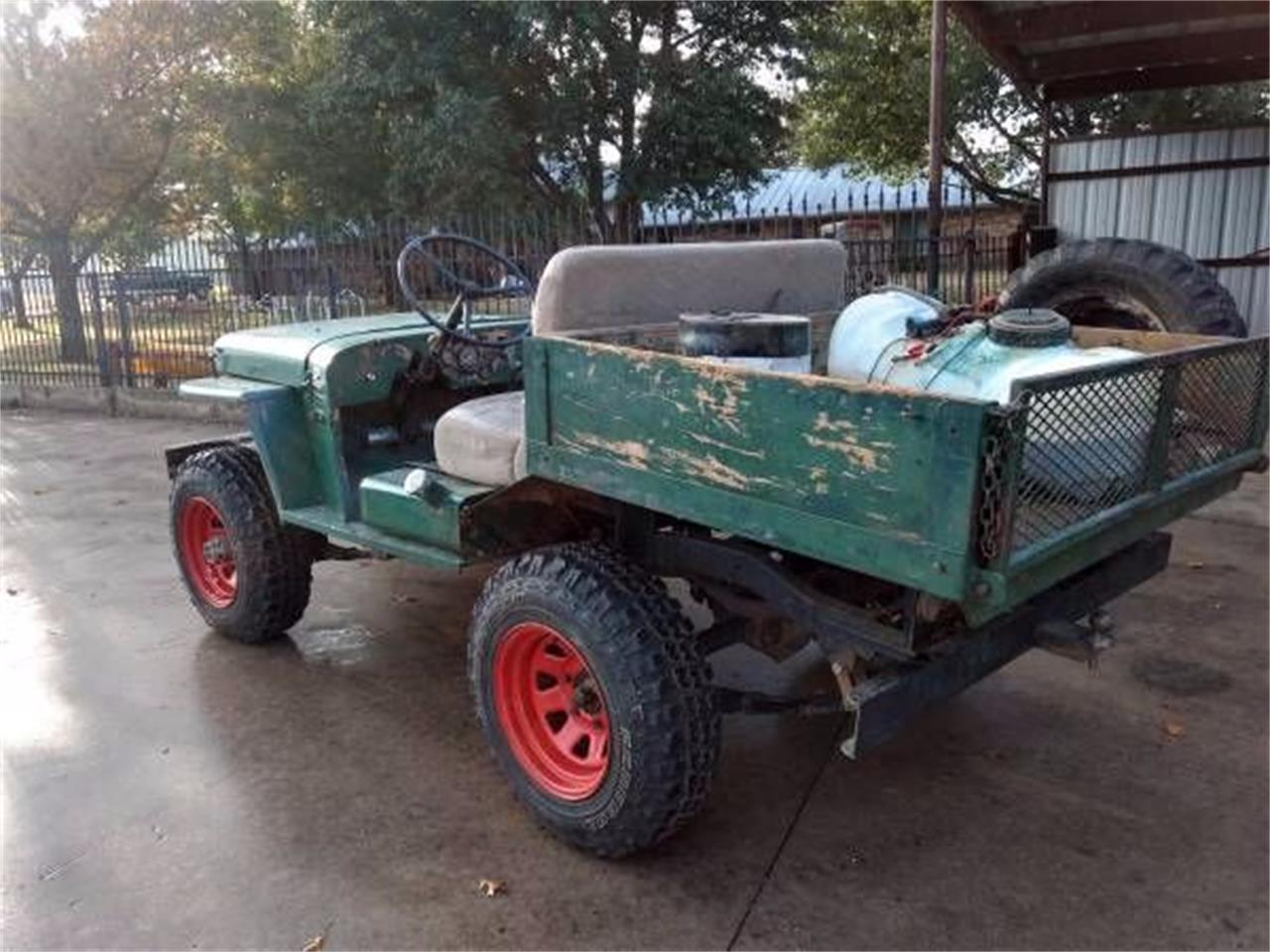 Large Picture of Classic '48 Jeep Offered by Classic Car Deals - O22Q