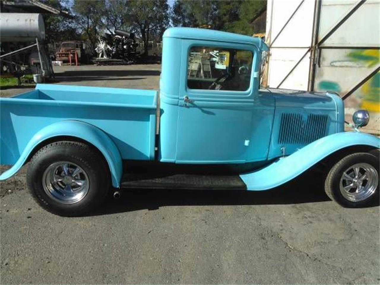 1934 Ford Pickup For Sale Classiccars Com Cc 1120245