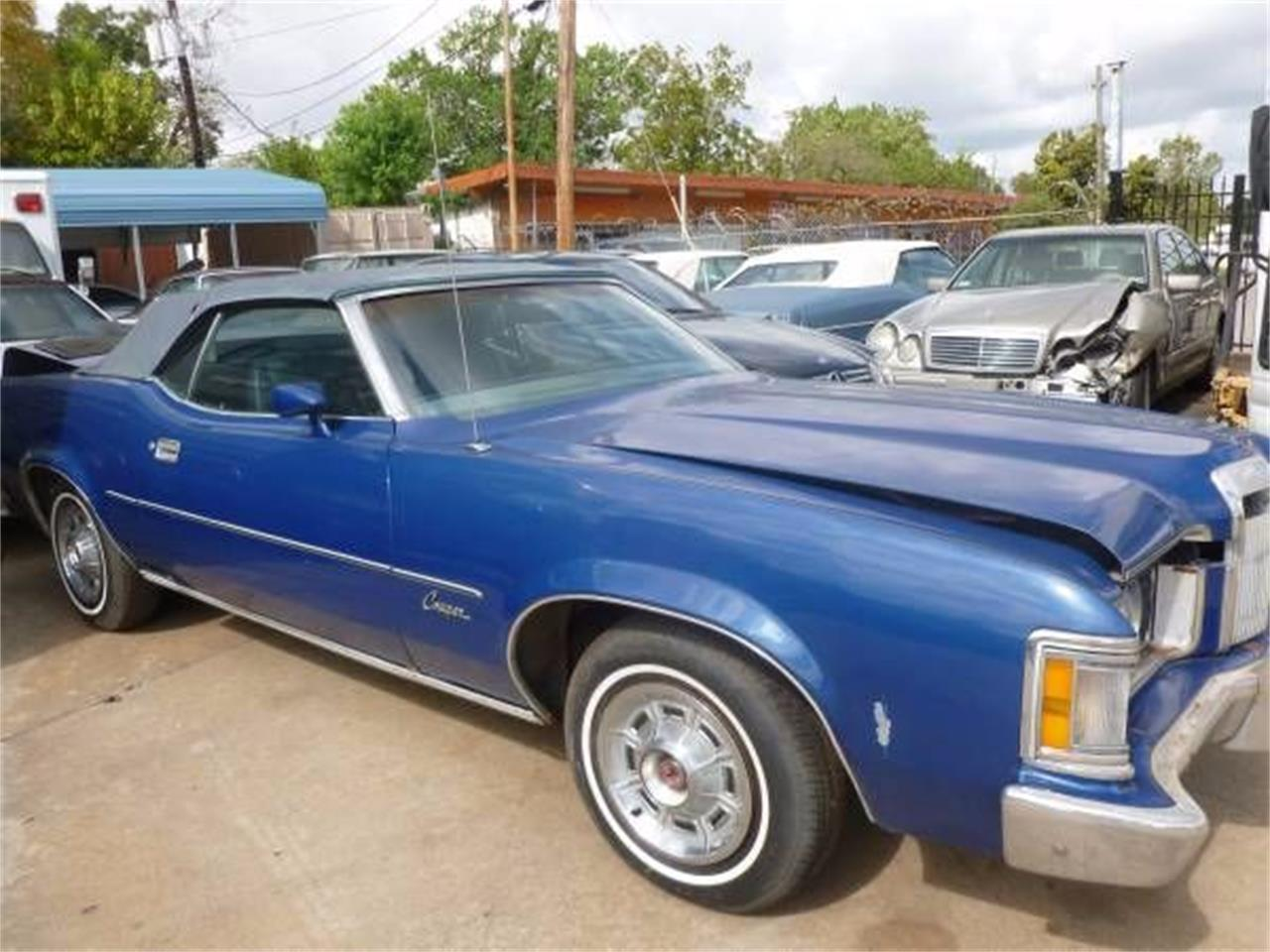 Large Picture of '73 Cougar - O24F