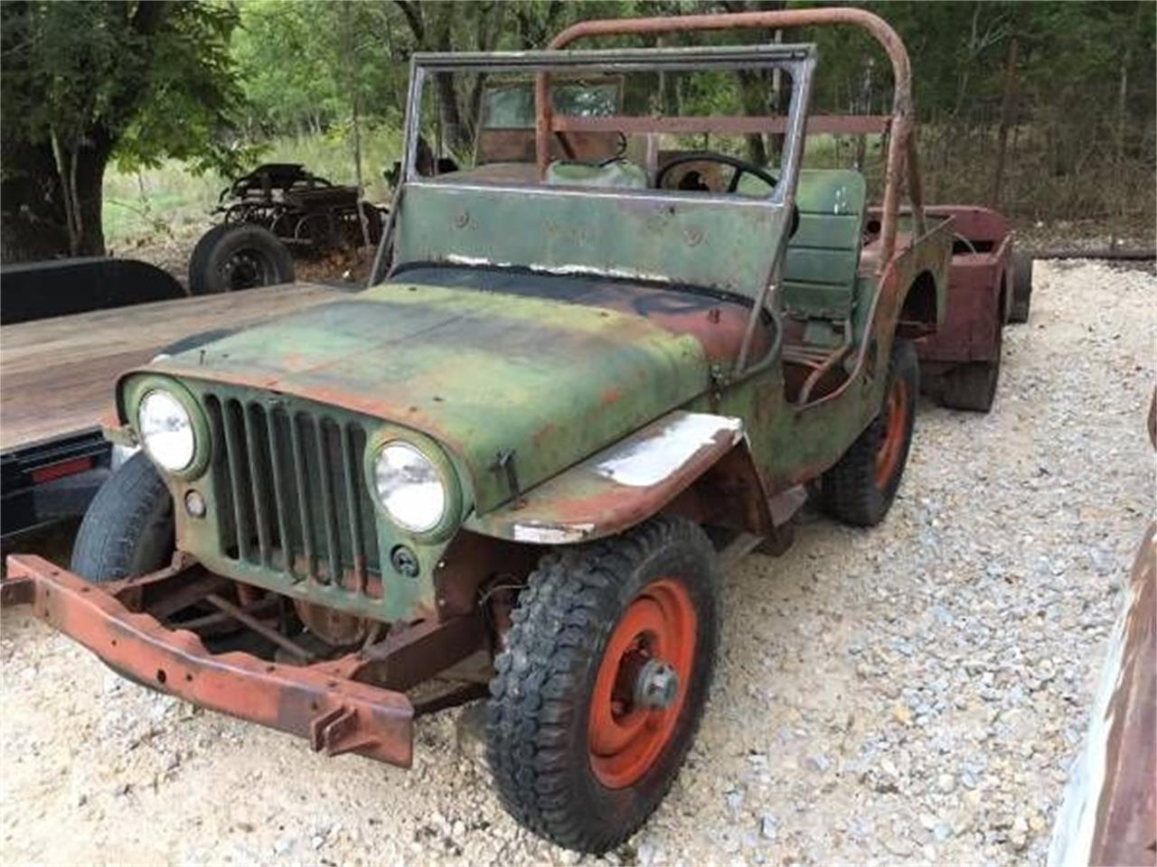 Large Picture of '47 Jeep - O24P