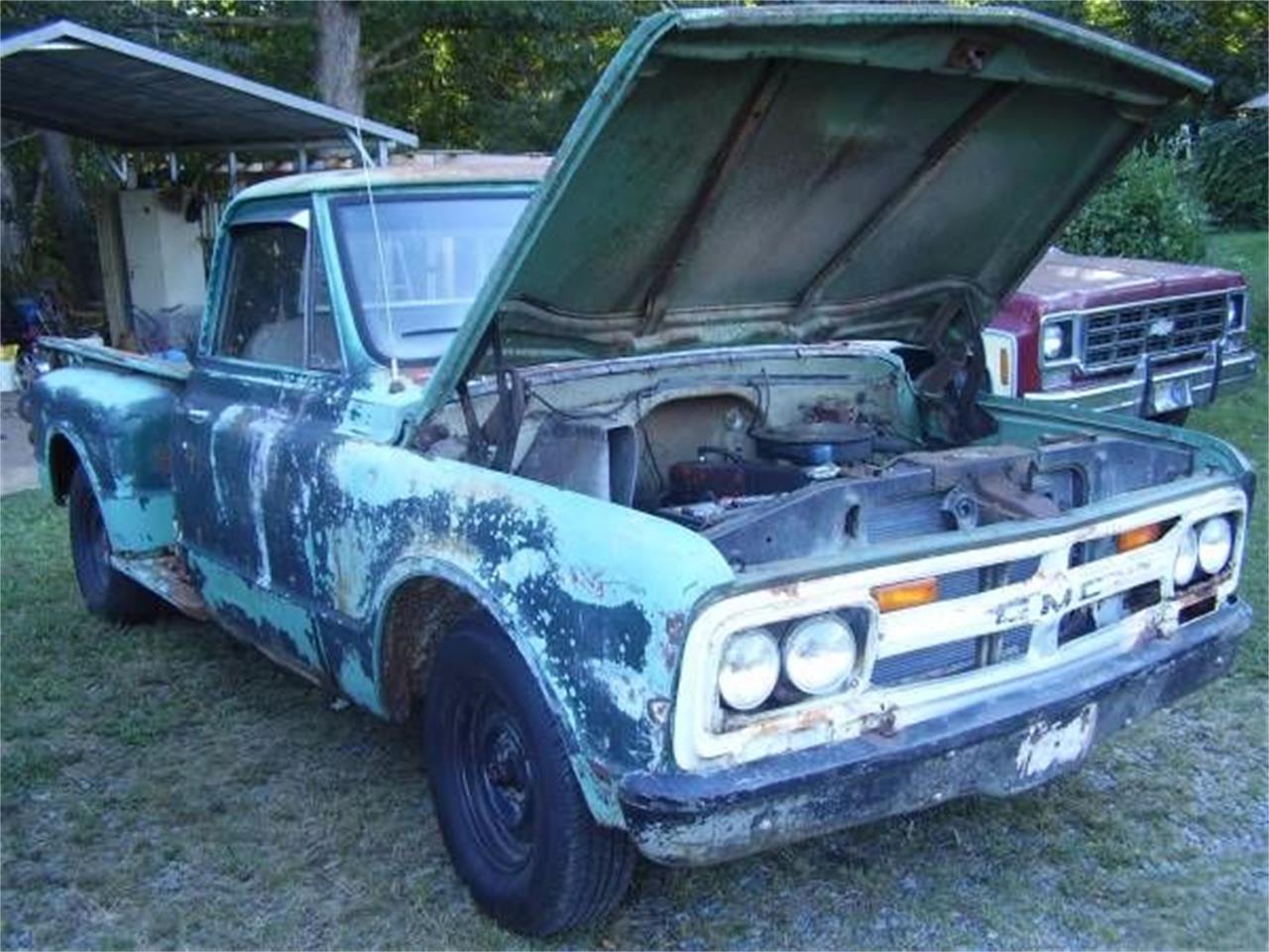 For Sale: 1967 GMC Pickup in Cadillac, Michigan