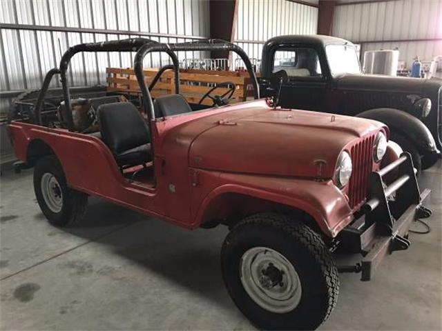 Picture of '67 CJ6 - O254