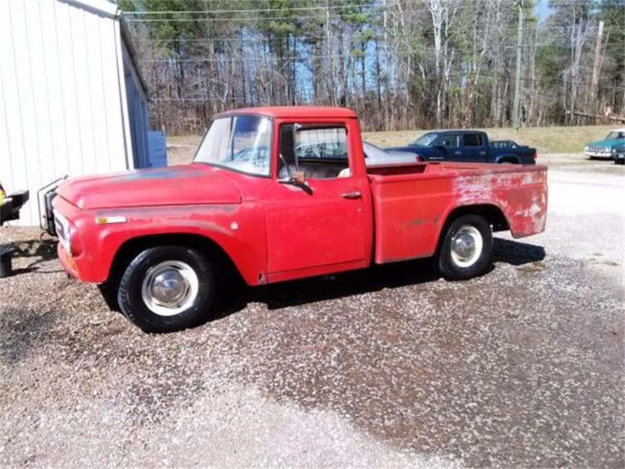 Large Picture of '69 C1000 located in Michigan - O26E
