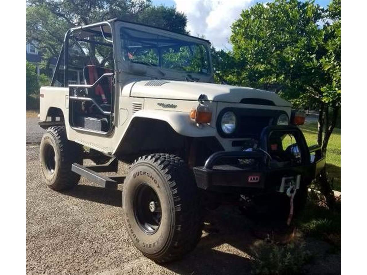 1975 Toyota Land Cruiser Fj For Sale Cc 1122629 1973 Fuel Tank Large Picture Of Located In Cadillac Michigan 2149500 O285