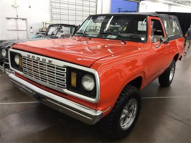 Picture of '78 Ramcharger - O28I