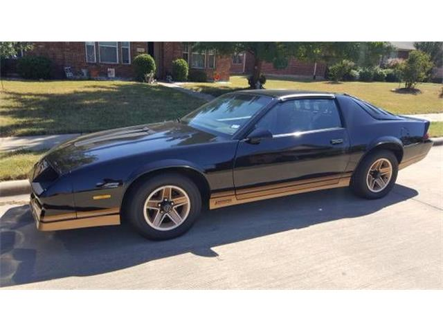 Picture of 1982 Chevrolet Camaro located in Cadillac Michigan Offered by  - O28V