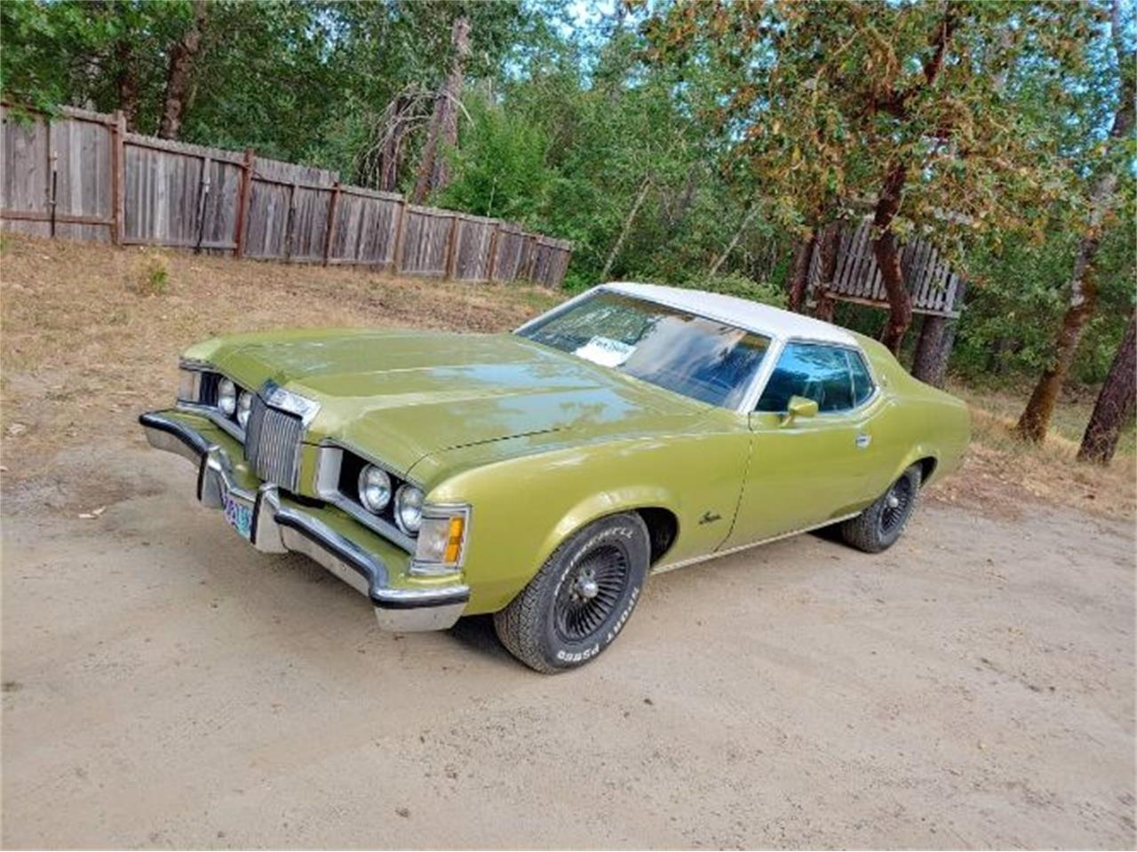 Large Picture of '73 Cougar - O29E