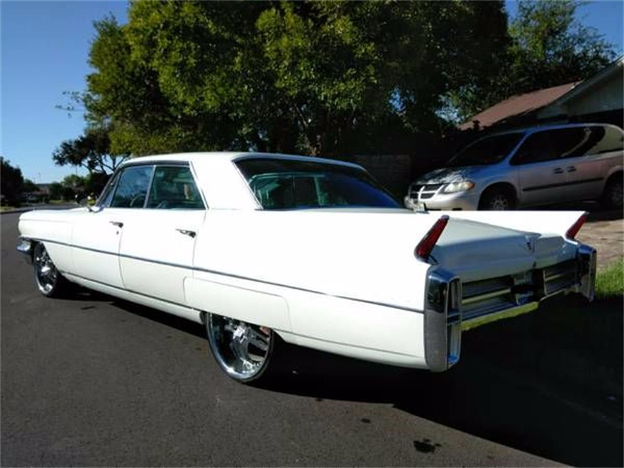 Large Picture of '63 DeVille - O29J