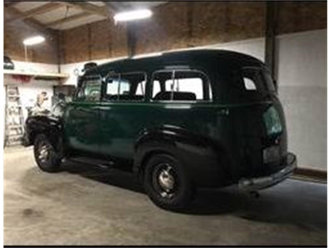 Large Picture of Classic '54 Suburban located in Cadillac Michigan - $56,995.00 Offered by Classic Car Deals - O2AB