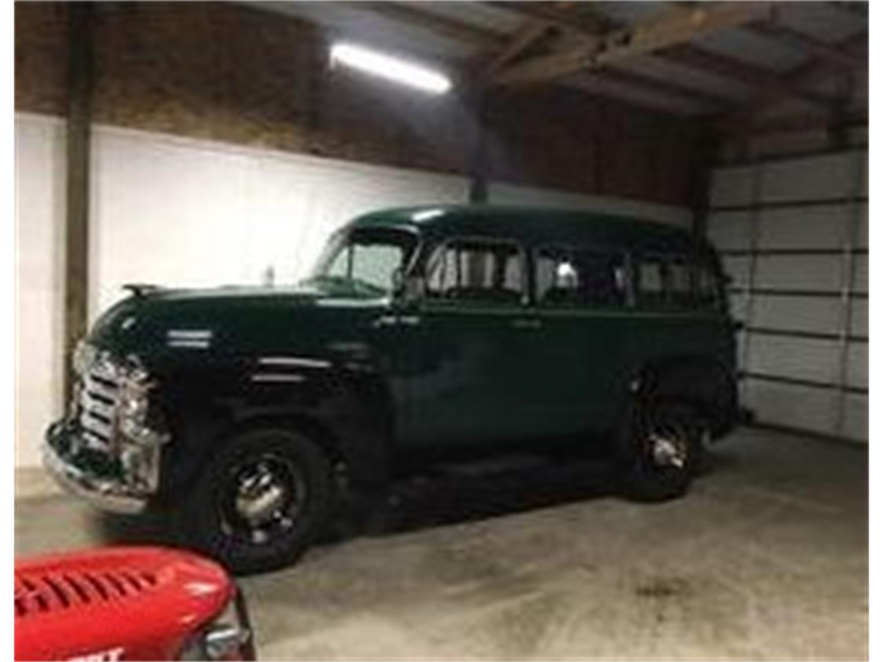 Large Picture of Classic 1954 Suburban located in Cadillac Michigan - $56,995.00 - O2AB