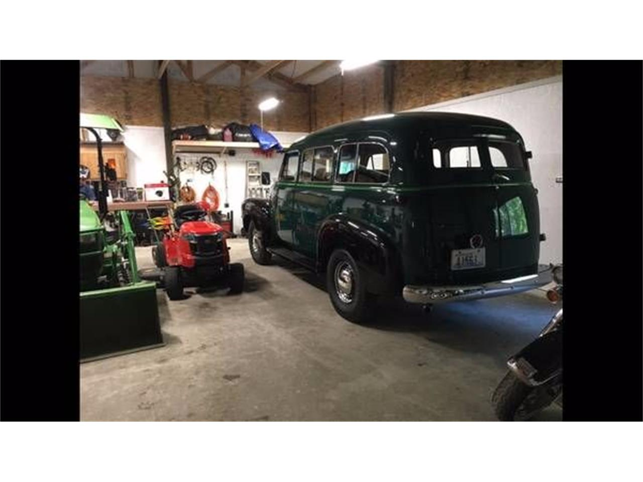 Large Picture of '54 GMC Suburban located in Michigan - $56,995.00 - O2AB