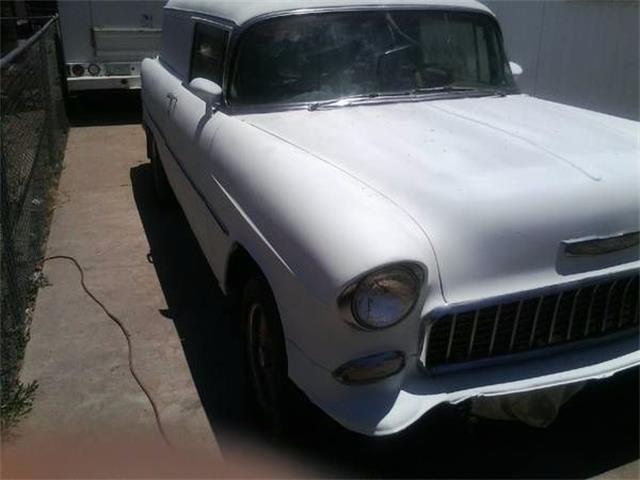 1955 Chevrolet Sedan Delivery for Sale on ClassicCars com