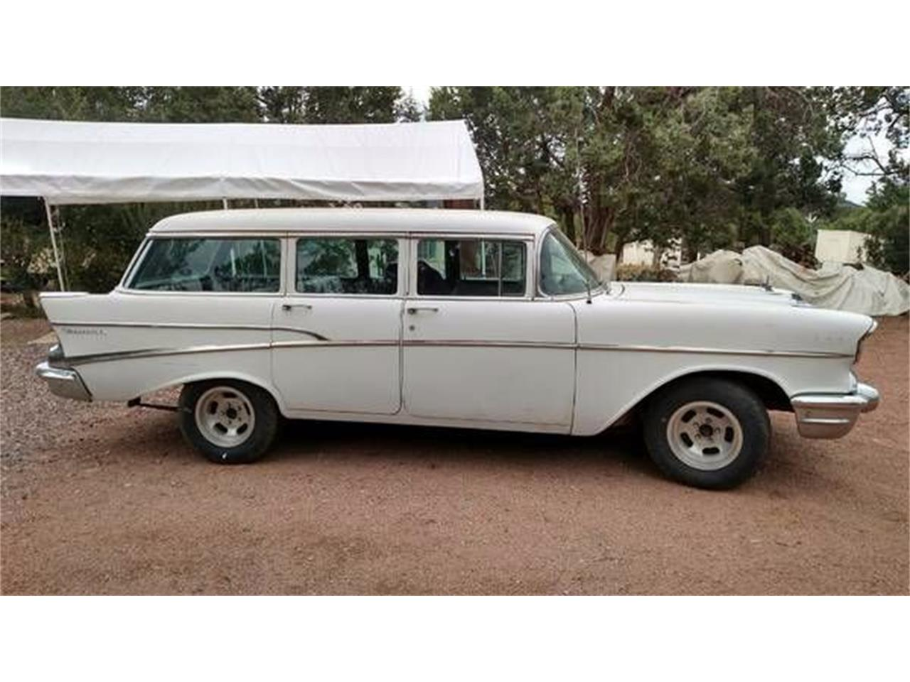 For Sale 1957 Chevrolet Station Wagon In Cadillac Michigan