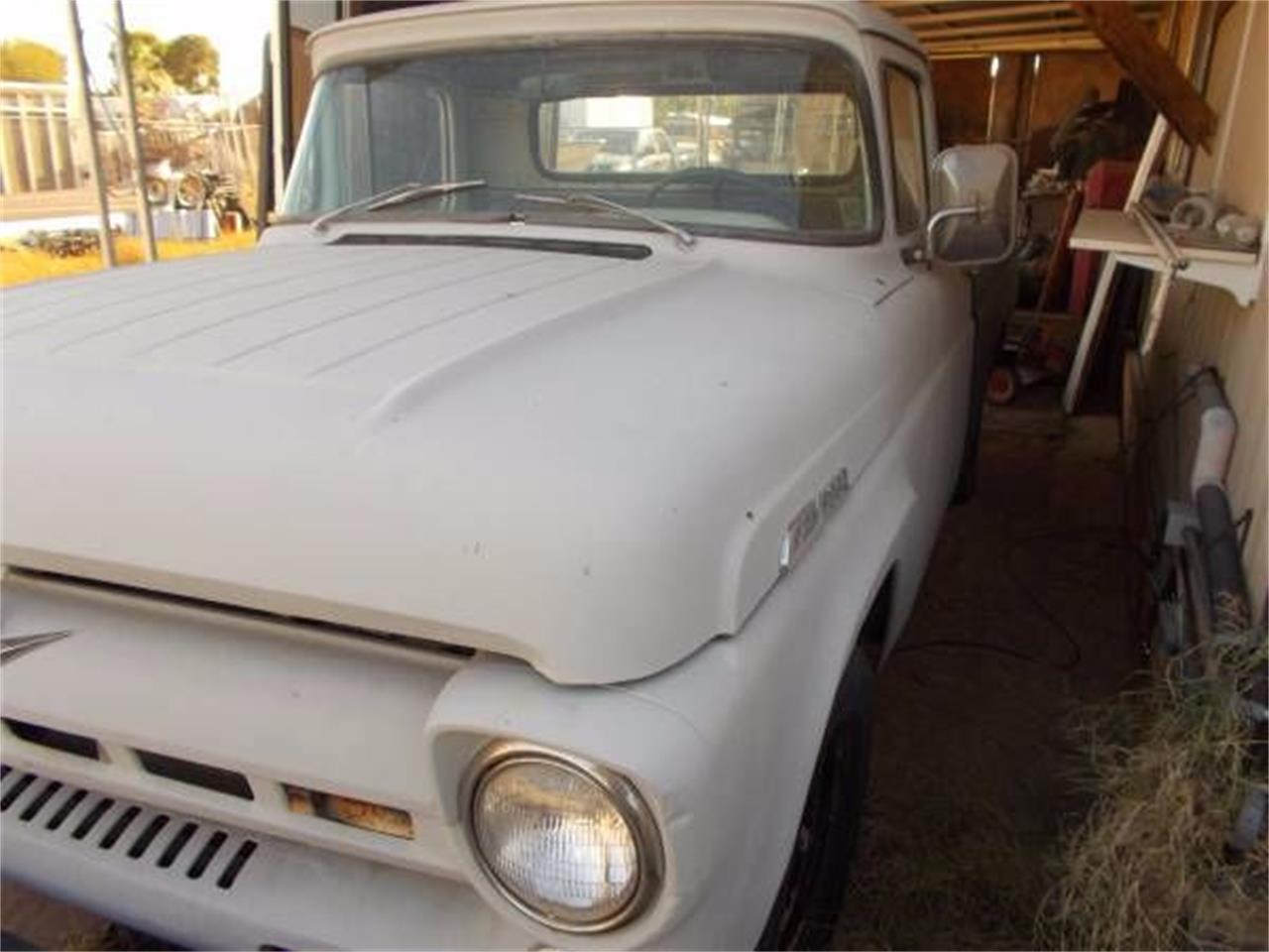 Large Picture of '57 F100 - O2B7
